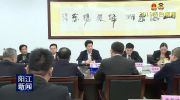 温湛滨参加阳东代表团审议 狠抓项目落实推动高质量发展