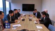 焦兰生率团赴比利时推介合金材料产业  与国际协会组织建立友好联系